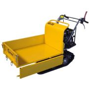 Lumag MD300 300kg Petrol Mini Dumper with Manual Tip